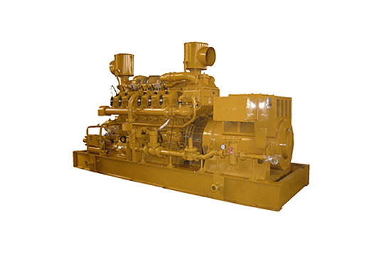 1512 Natural Gas Generator (500-800kw)