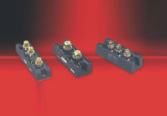 3-Phase Rectifier Diode Half-Bridge Modules (Non-Isolatged Type)