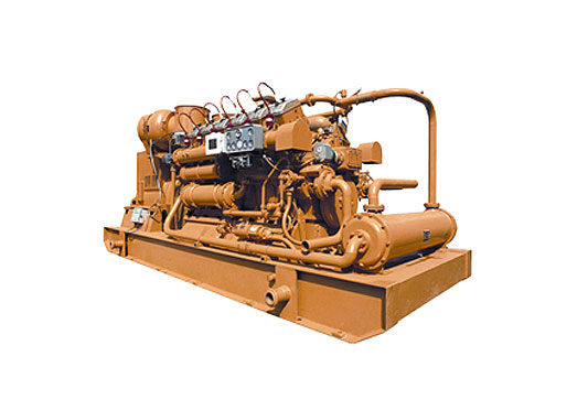 408 Natural Gas Generator (400~500Kw)