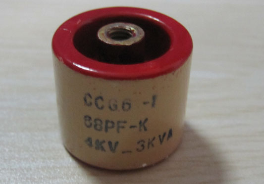 Barrl-Styled Power RF-Capacitors(CCG6 CCG61)