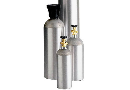 Beverage Cylinder for CO2