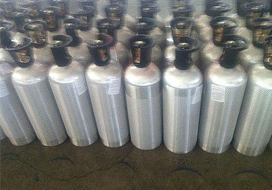 Beverage Cylinder for CO2