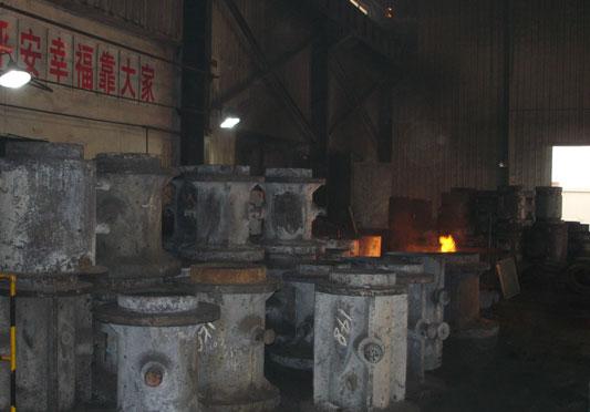 Cast Iron Roll