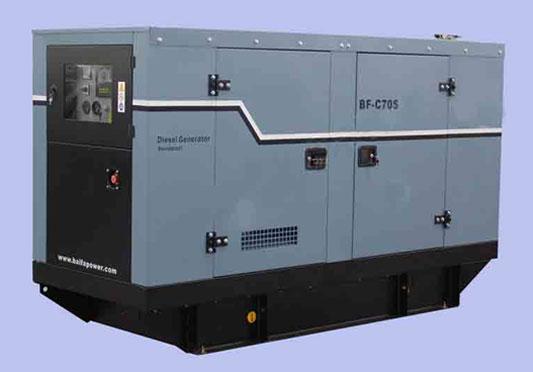 Container Type Generating Set