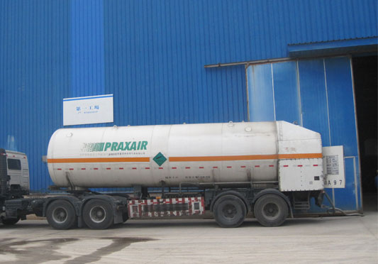 Cryogenic Lorry Tanker