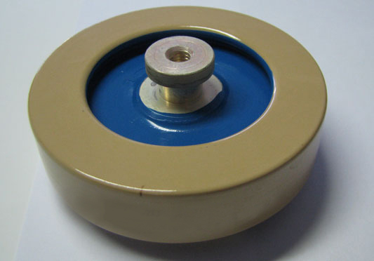 Disc Or Plate Power Rf Capacitor Ccg81 Disc Or Plate Power