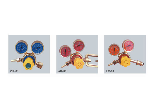 Oxygen/Acetylene/LPG Regulator