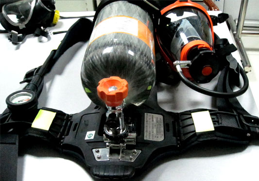 SCBA Complete Set for Fire Fighting