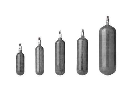 Medical Composite Cylinders for Oxygen Therapy