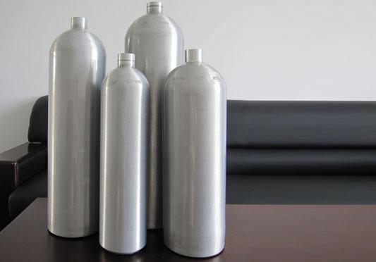 SCUBA Cylinder