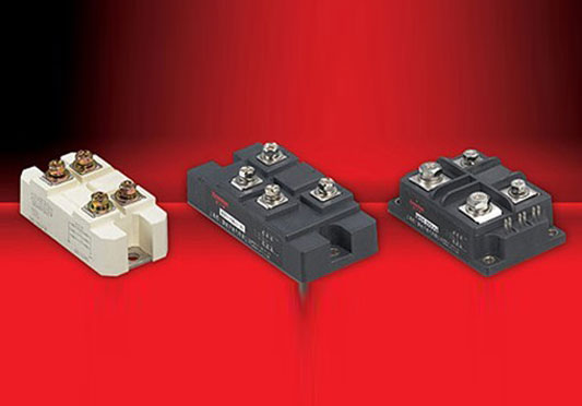 Single-Phase Fully Controlled (Half Controlled)Bridge Rectifier Modules