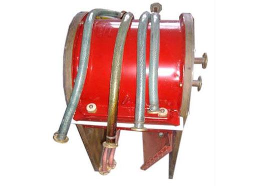 Vacuum Tube Type Welder